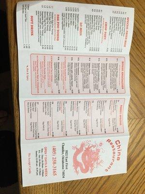 China Chinese Restaurant - Chinese - 1822 E 1st St, Chandler
