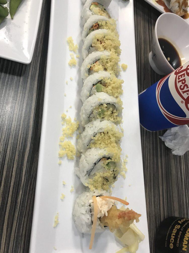 Samurai Sushi & Grill: 1688 N Perris Blvd, Perris, CA
