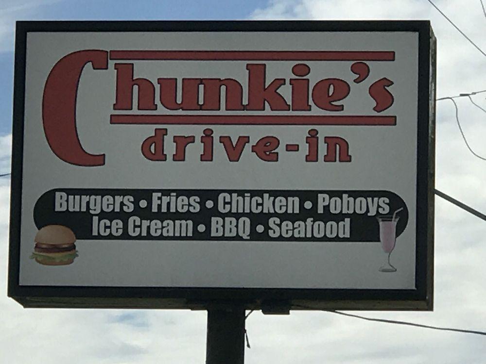 Chunkies Drive Inn: 2907 Basile Eunice Hwy, Basile, LA