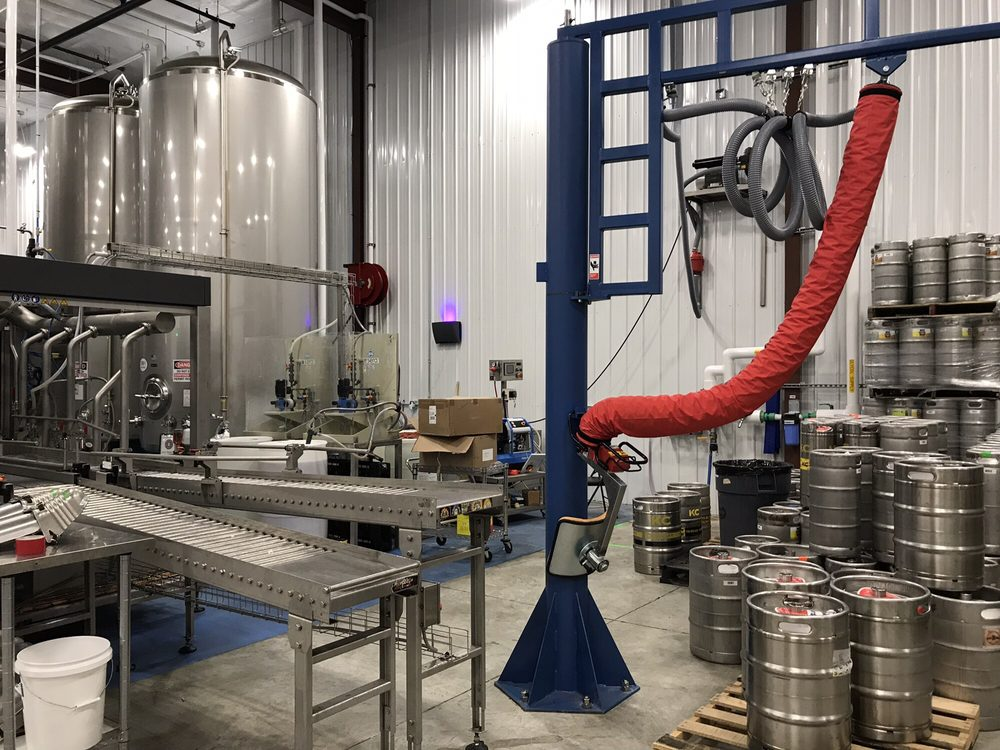 Toppling Goliath Brewing: 1600 Prosperity Rd, Decorah, IA