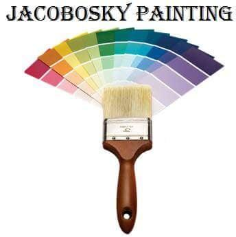 Jacobosky Painting: Harveys Lake, PA