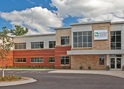 Lindstrom Clinic - St. Croix Regional Medical Center: 12375 Lindstrom Ln, Lindstrom, MN