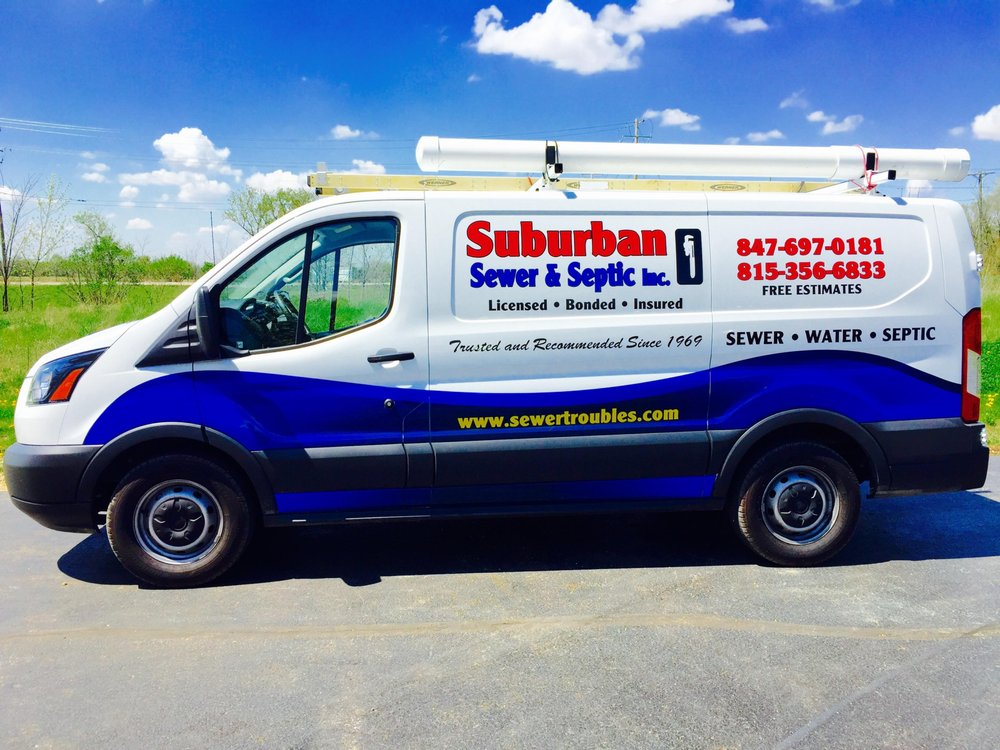 Suburban Sewer & Septic: 21003 River Rd, Marengo, IL