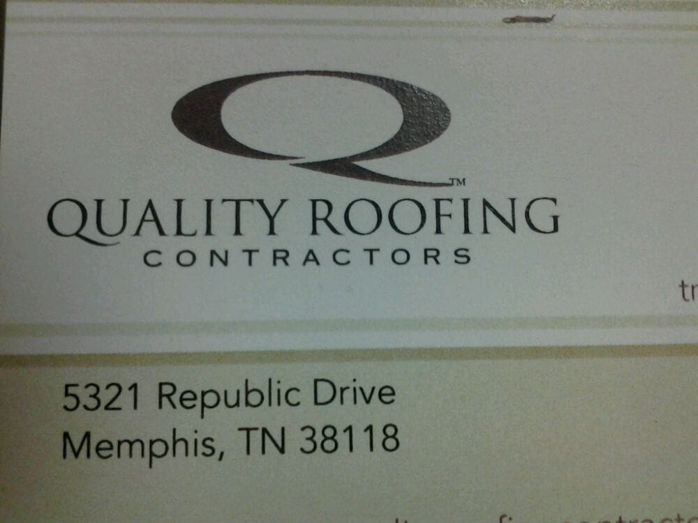 Quality Roofing Contractors Of SEMO   Roofing   5321 Republic Dr, Memphis,  TN   Phone Number   Yelp