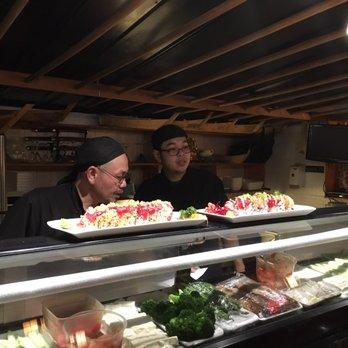 Sushi Nami Japanese Restaurant Key Largo Fl Menu