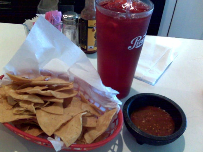 chips n salsa with a jamaica yelp. Black Bedroom Furniture Sets. Home Design Ideas