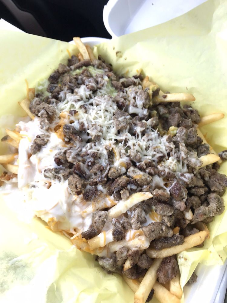 Alfonso's Mexican Food: 1503 N Park Dr, Winslow, AZ