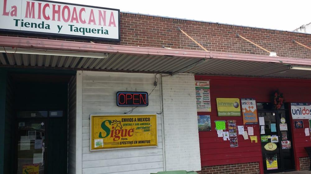 La Michoacana: 108 NW Broad St, Lyons, GA