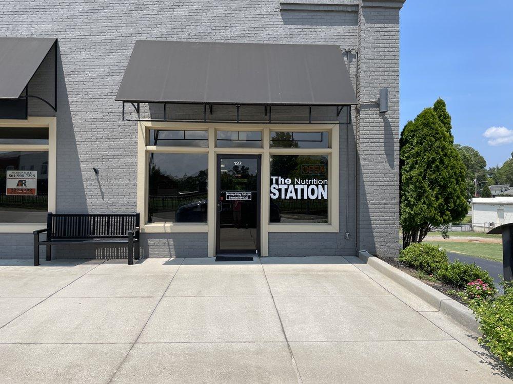 The Nutrition Station: 127 NE Main St, Easley, SC