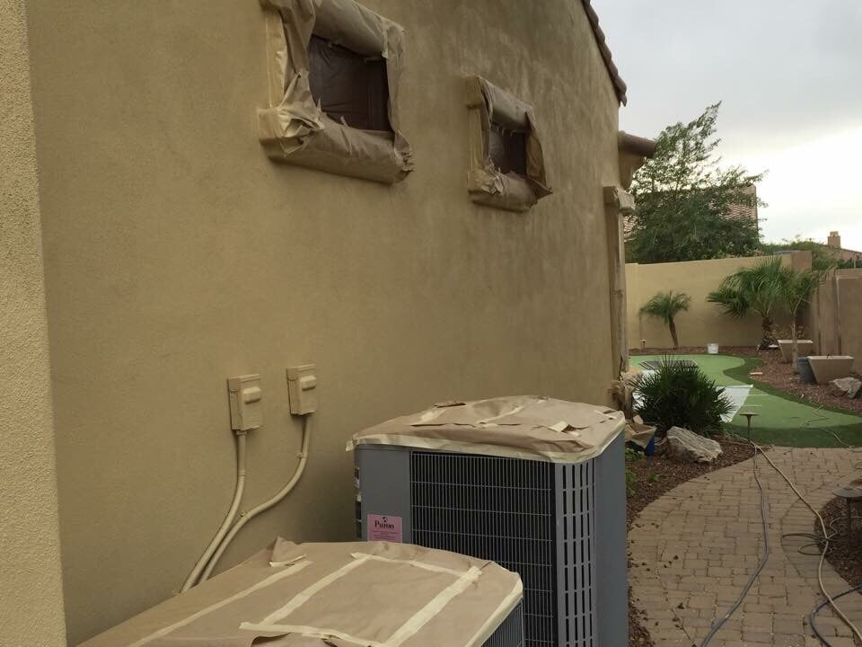 Charles and Alex Painting: 461 W Apache Trl, Apache Junction, AZ