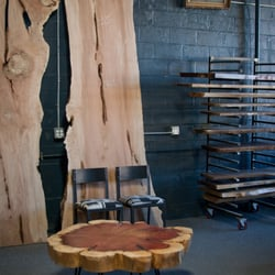Photo Of Elpis U0026 Wood Furniture   Everett, WA, United States. Sequoia Coffee