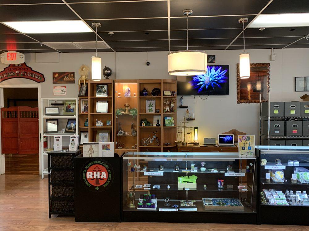 Redwood Herbal Alliance: 5270 Aero Dr, Santa Rosa, CA