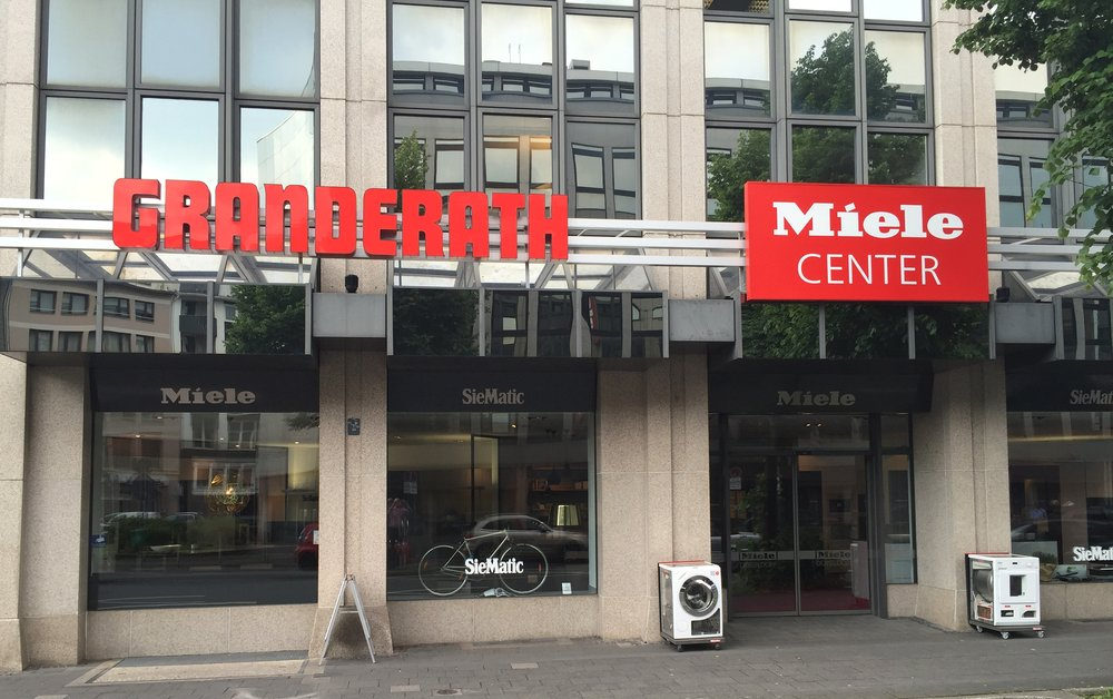 Miele Center Granderath - 12 Fotos - Haushaltsgeräte - Steinstr. 26 ...