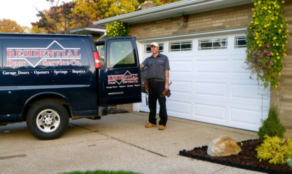 Chervenak's Residential Garage Door Service