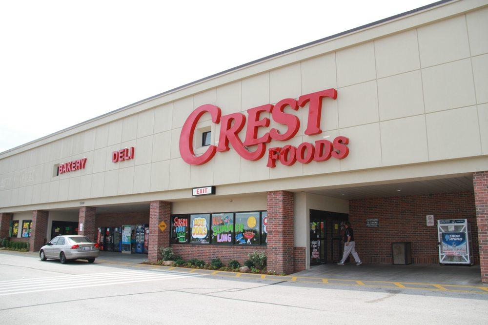 Crest Foods: 2200 W 15th St, Edmond, OK