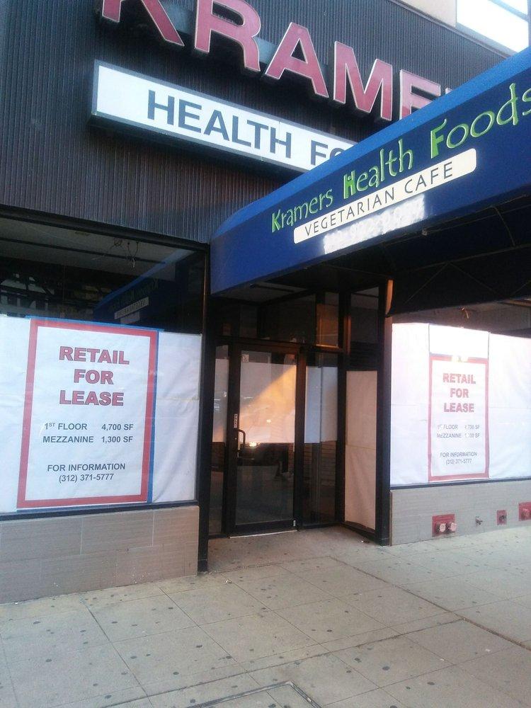 Kramer S Health Foods Chicago Il  Location
