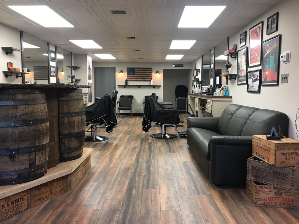 Make Your Mark Barbershop: 2606 E County Line Rd, Ardmore, PA