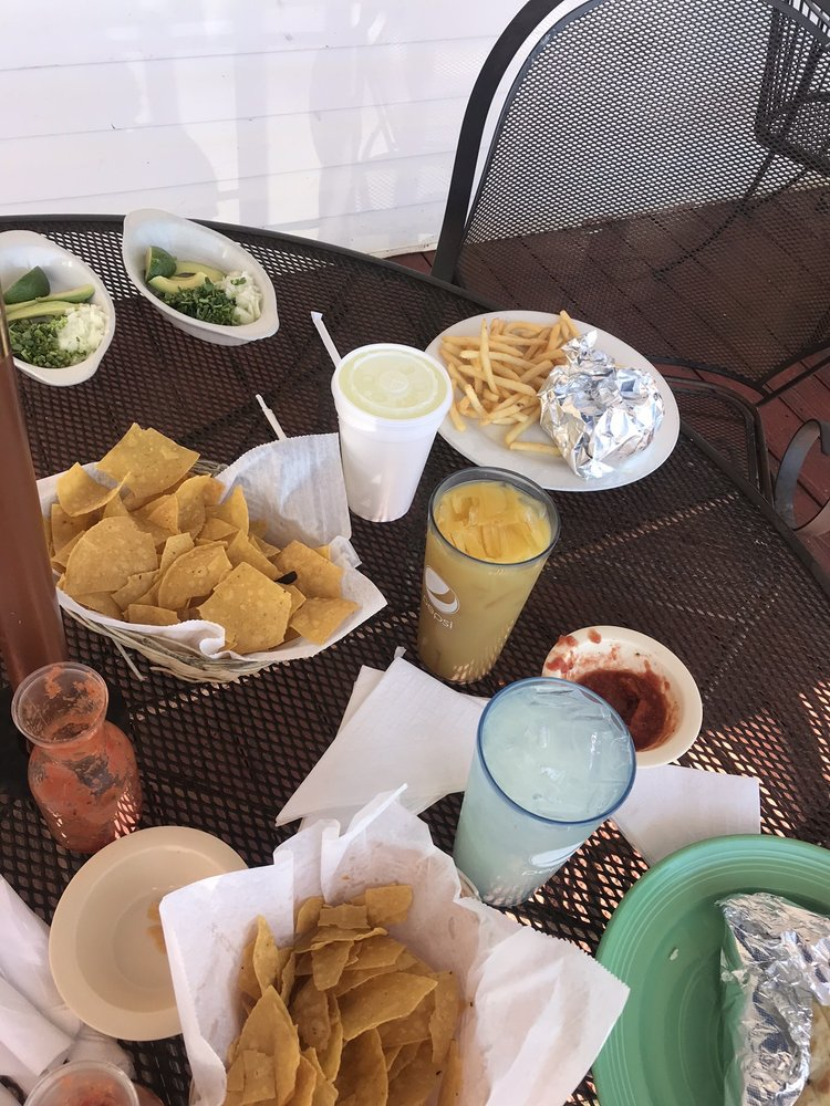 Las Margaritas #9: 4165 Main St, Jasper, TN