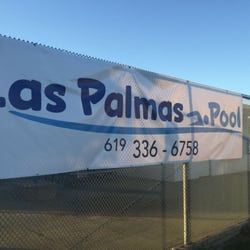 Las Palmas Pool Recreation Centres 1800 East 22nd St National City Ca United States