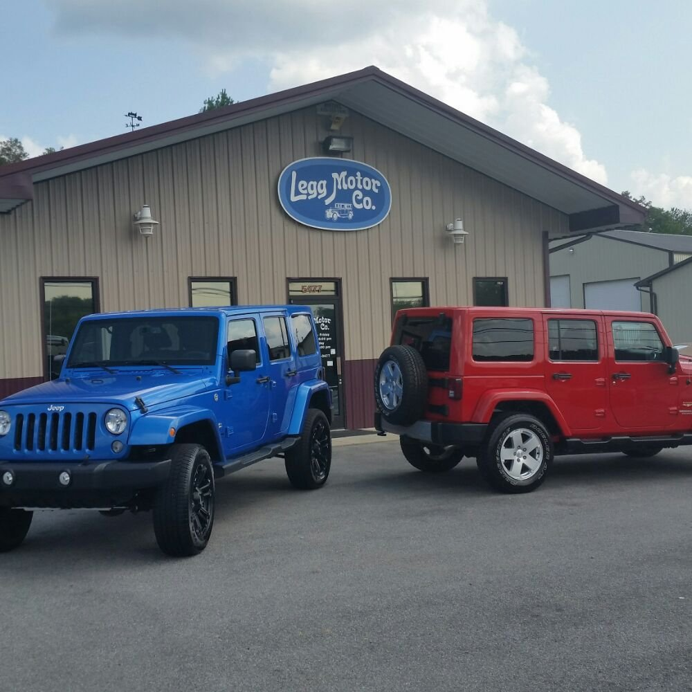 Legg Motor Company: 5477 Hwy 11E, Piney Flats, TN