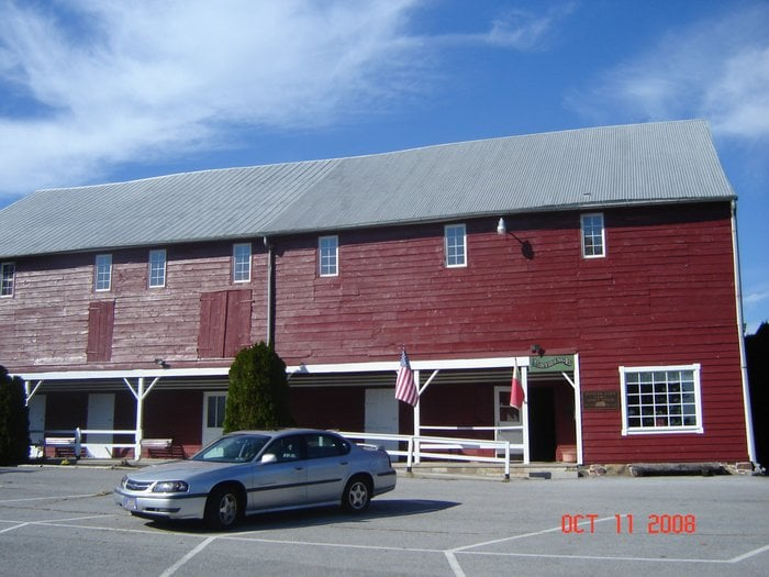 The National Apple Museum: 154 W Hanover St, Biglerville, PA