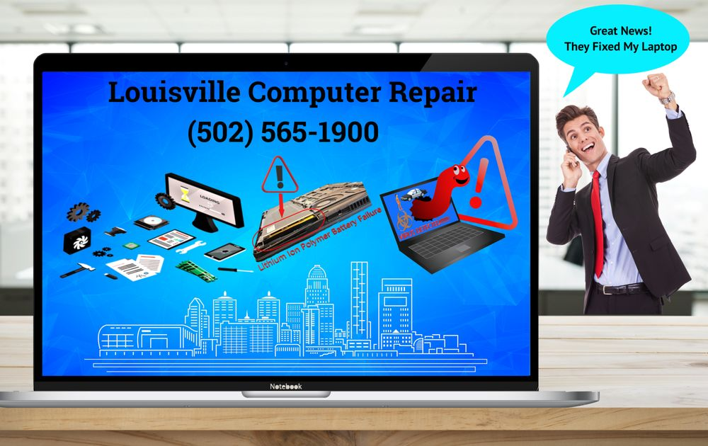 Louisville Computer Repair: 9509 US Hwy 42, Prospect, KY