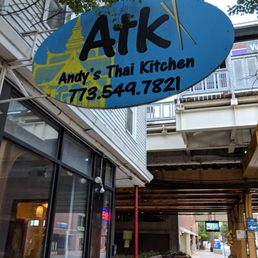 Photos For Andy S Thai Kitchen Outside Yelp