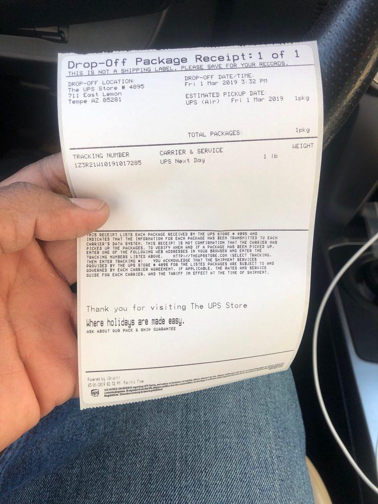 The UPS Store - 15 Reviews - Shipping Centers - 711 E Lemon