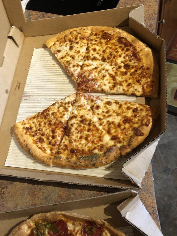 Pizza Hut: 235 I-45 S, Huntsville, TX