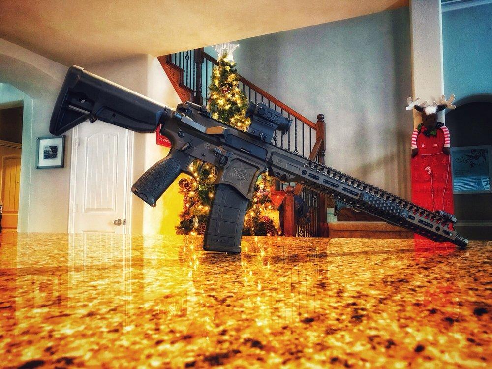 Allegiant Rifleworks: 192 Industrial Blvd, McKinney, TX