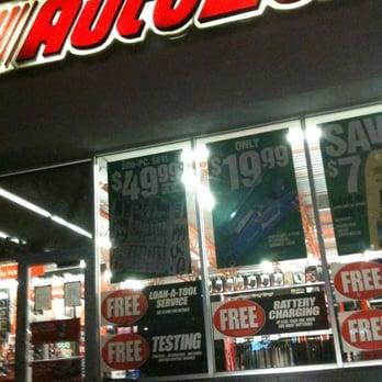 AutoZone - 12 Reviews - Auto Parts & Supplies - 550 E Sahara Ave ...