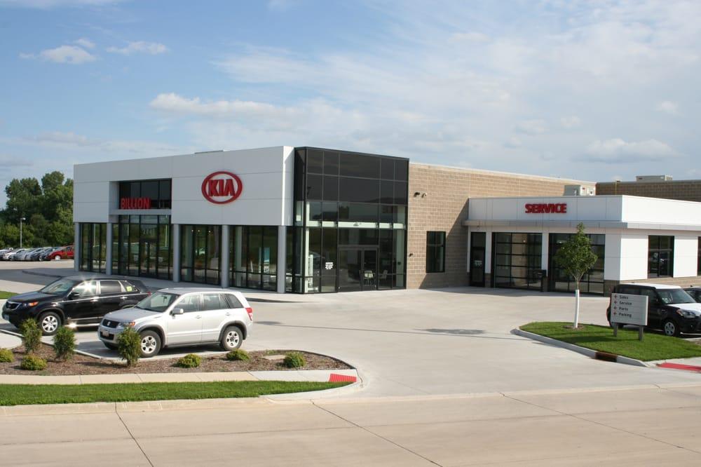 Iowa City Billion Kia