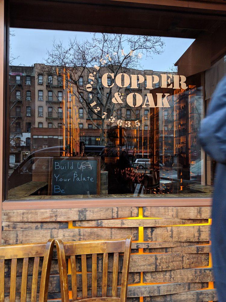 Copper & Oak