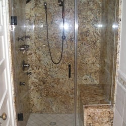 photo of truly frameless shower doors fairfax va united states