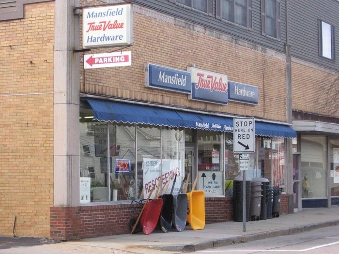Mansfield True Value Hardware: 284 N Main St, Mansfield, MA