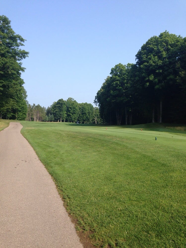 Betsie Valley Golf Course: 12500 Crystal Mountain Dr, Thompsonville, MI