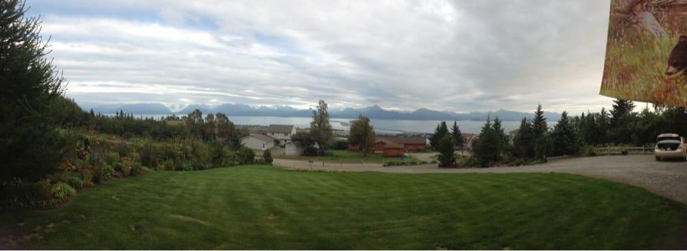 A Room With A View B & B: 840 Rosebud Ct, Homer, AK