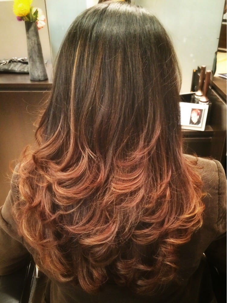 Lluminaire salon 18 reviews hair salons 15 allegheny ave towson md phone number yelp