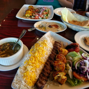 Grill House Cafe Persian Restaurant San Diego