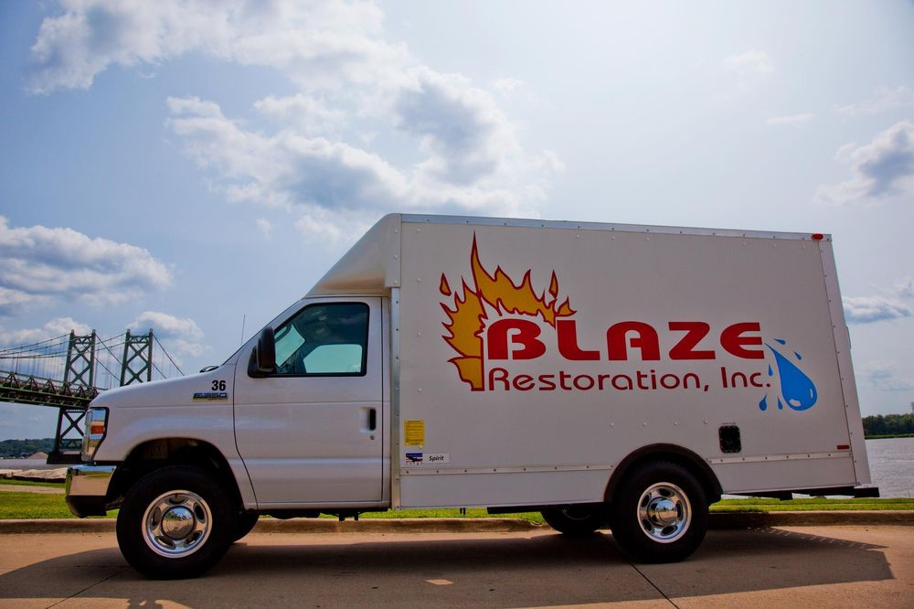 Blaze Restoration: 5310 Avenue Of The Cities, Moline, IL