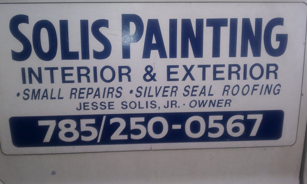 Solis Painting: 901 SW Buchanan St, Topeka, KS