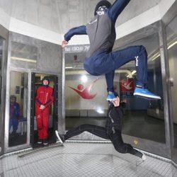Indoor skydiving reno