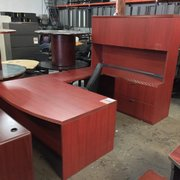 ... Photo Of Nationwide Furniture Liquidators   Anaheim, CA, United States.  Dark Cherry U