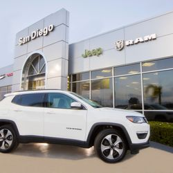 Jeep Dealership San Diego >> San Diego Chrysler Dodge Jeep Ram 109 Photos 412 Reviews