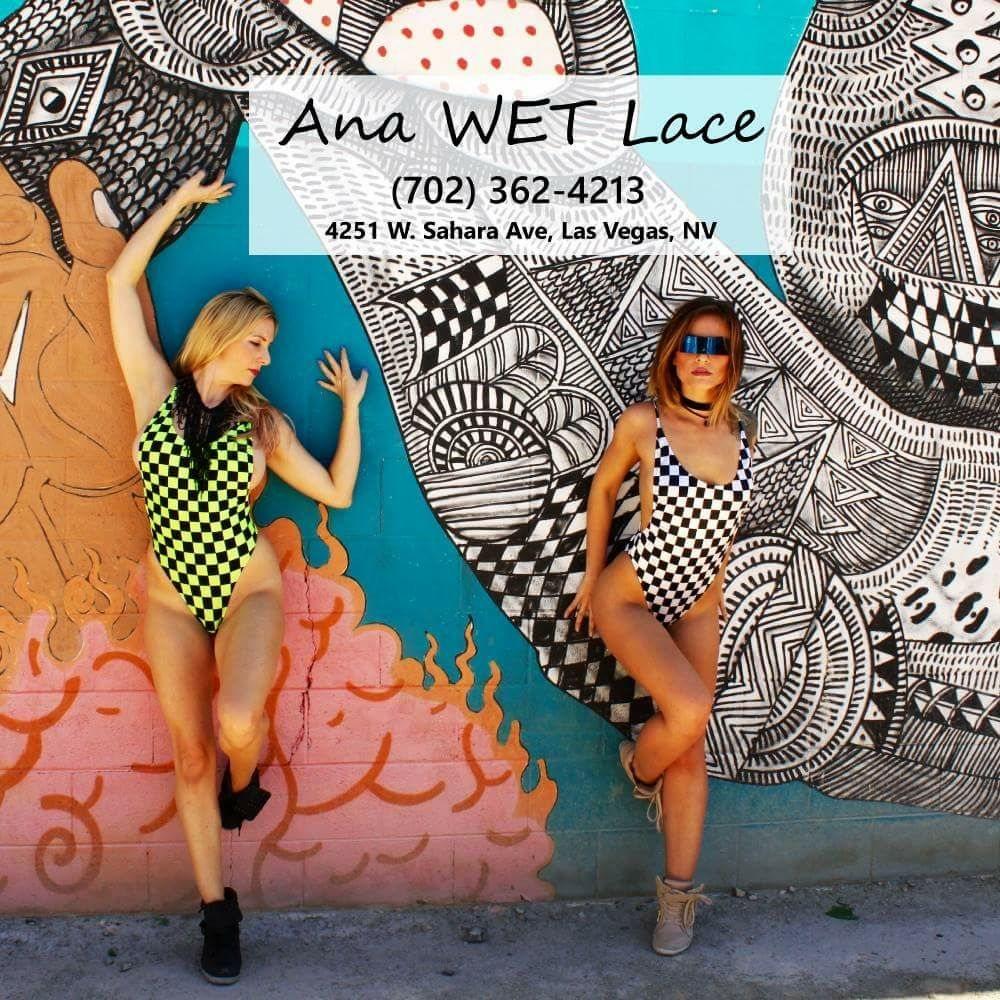 Ana Wet Lace Vegas