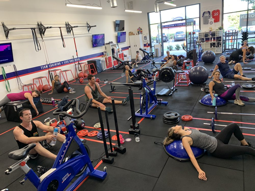 F45 Training Bressi Ranch