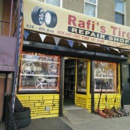 Rafi's Tire Repair Shop - Roadside Assistance - Tires ...
