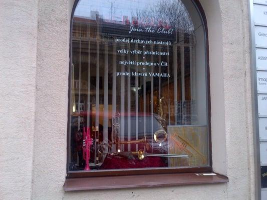 Brass Studio Prague - Musical Instruments & Teachers