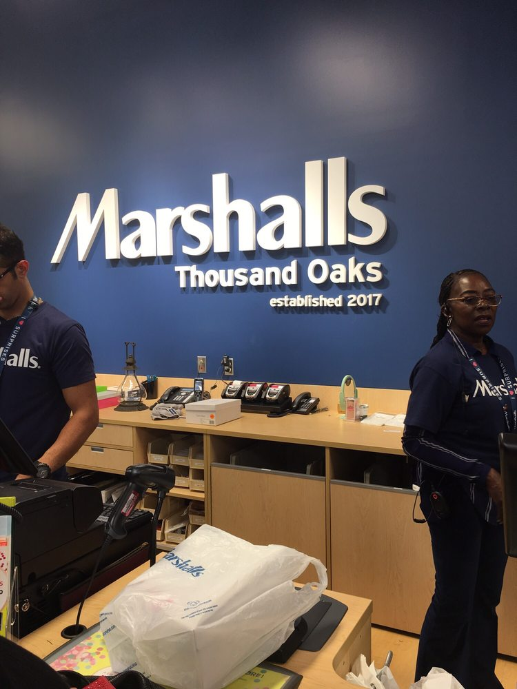 Marshall's Dept Store: 1370 N Moorpark Rd, Thousand Oak, CA
