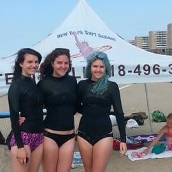 Photo Of New York Surf School Arverne Ny United States